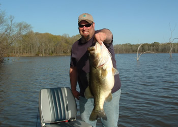 Lake Fork Trophy Bass